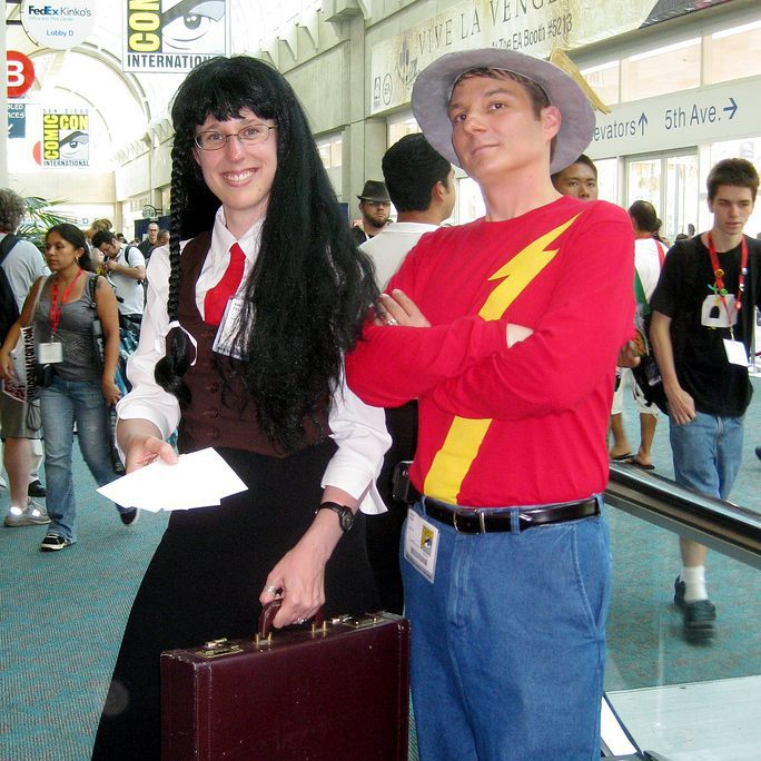 The Flash-Paper duo is ready for 2009