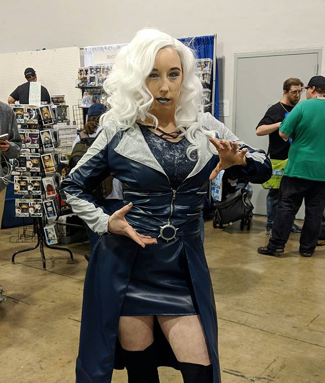 A (dare I say it?) cool Killer Frost at