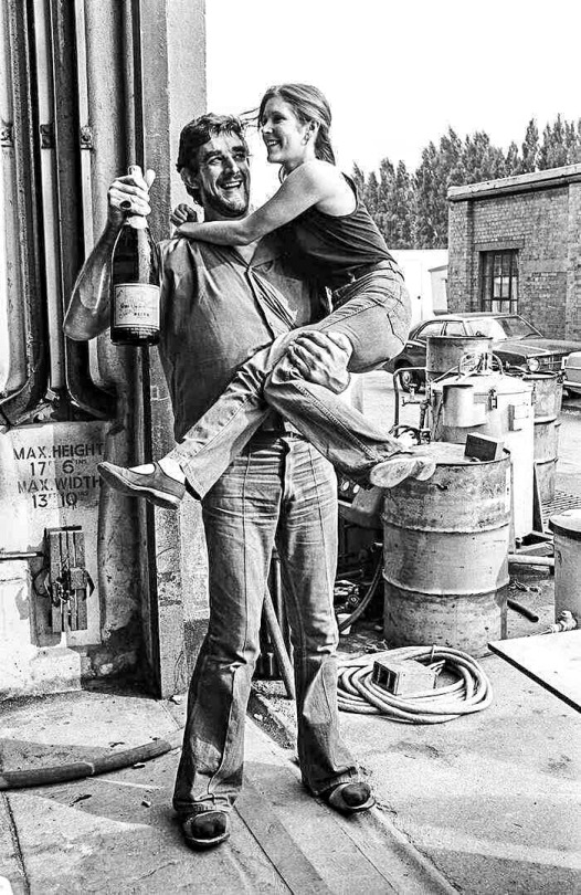 sirfrogsworth:Almost everyone who encountered Peter Mayhew claimed he was one of the kindest people ...