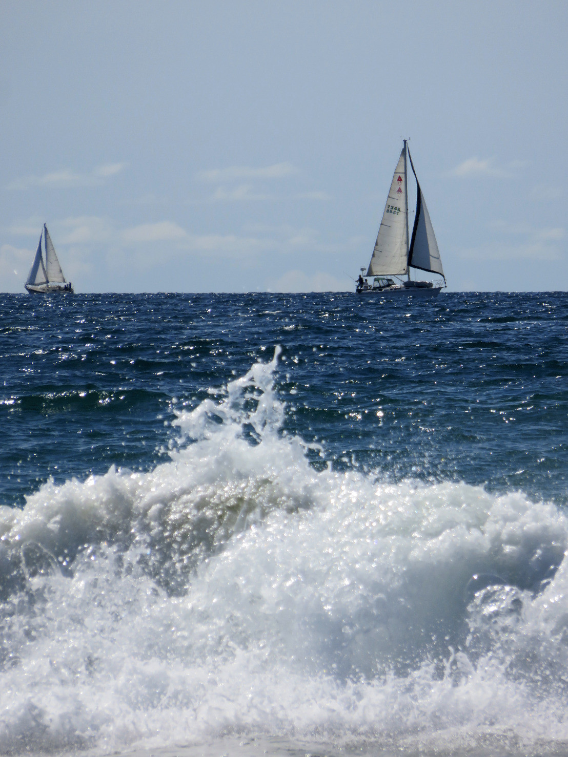 kelsonv: Sails and Spray.